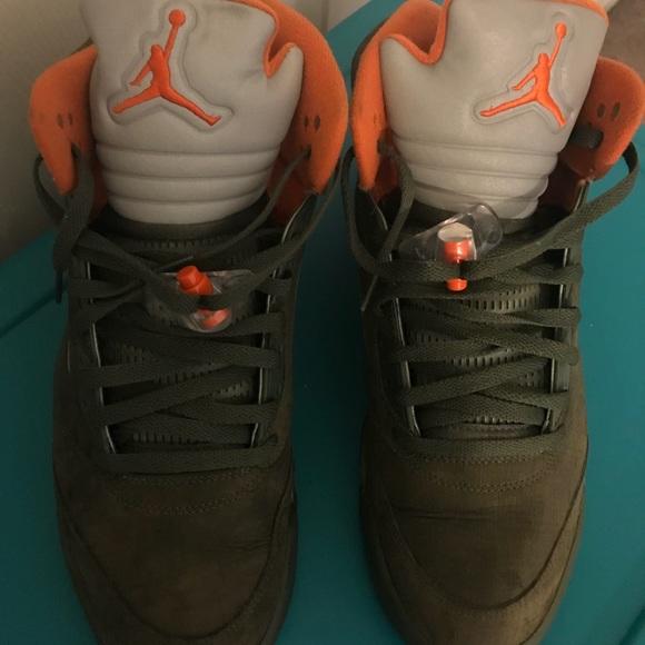sale retailer f73b2 35451 Jordan Other - Air Jordan 5 Retro LS